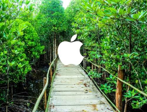 El plan de Apple para salvar el planeta